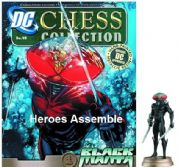 DC Chess Figurine Collection #49 Black Manta Justice League Eaglemoss